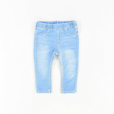 Jeggins color Denim claro marca H&M 12 Meses