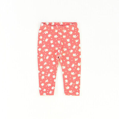 Leggins color Rojo marca Tex 6 Meses