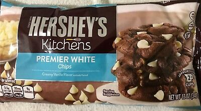 NESTLE TOLL HOUSE Premier White Chocolate Morsels 12 oz Chips ...