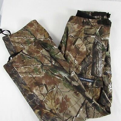 ccc1083aeacb7 Camo Scent Blocker Cold Fusion Pants Size XL System Layer Three Hunting Mens