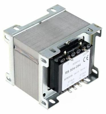 RS Pro 75VA 2 Output Chassis Mounting Transformer, 15V ac