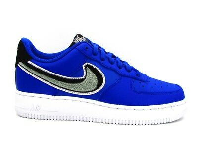 pretty nice d287d 68db7 Nike Sneakers Air Force 1 07 Lv8 Blu Bianco 823511-409