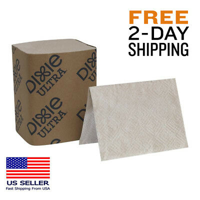 Dixie Ultra Interfold 2-Ply Napkin Dispenser Refill (Formerly EasyNap), GP PRO