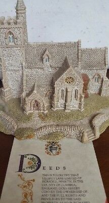 Vintage Collectible Lilliput Lane St. Lawrence Church