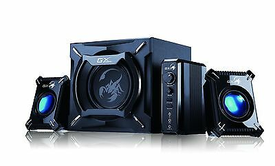 GX Gaming SW-G2.1 2000 Speakers (Grade A; Great condition)