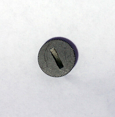 Canon F-1n Cap for MD Coupler (Silver) - Pre-Owned Genuine Replacement Part