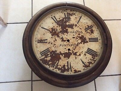Wall Clock Case, Fusee or other