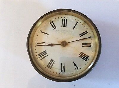 French Drum Clock Movement, Spares/ Repairs