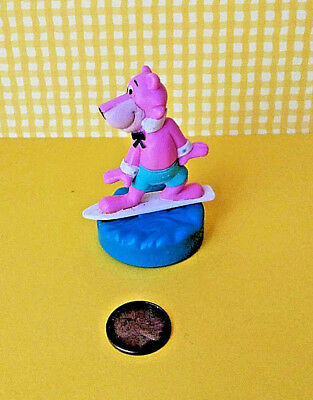 Snagglepuss Toy VINTAGE Cartoon Character Hanna Barbera Wendy's 1990