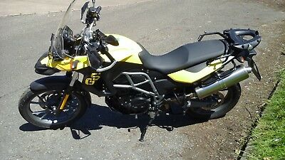 Bmw F650 Gs Special Edition (800)Cc Engine