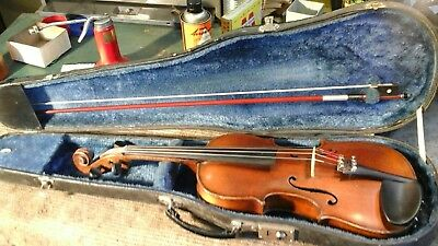 "Antique ""HOPF"" Full Size Violin"