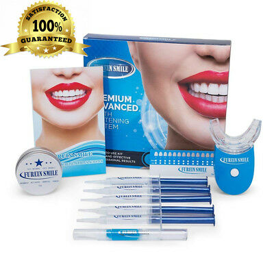 FUREIN Smile Advanced Teeth Whitening Gel Kit with Remineralization...
