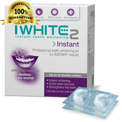 iWhite Instant Two Professional Teeth Whitening Kit 10 Trays