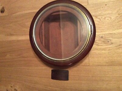 "Fusee Clock Case For 12"" Dial"