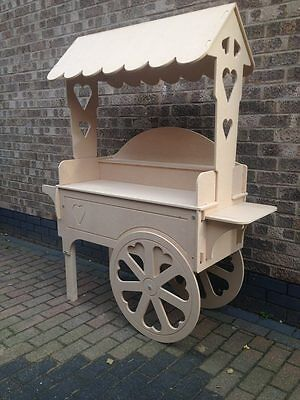 Collapsible Sweet Carts For Weddings Candy Cart Party