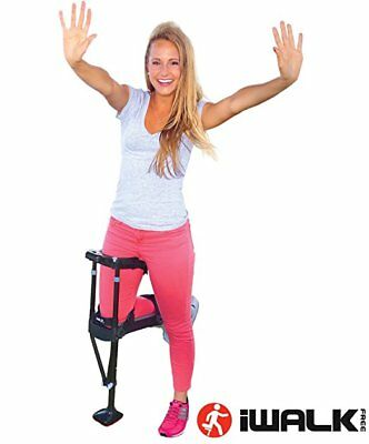 iWalk 2.0 Hands Free Knee Crutch, Free Shipping!!!!!, New Open Special