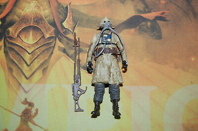 Star Wars: Rogue One Jedha Revolt Figure Edrio Two Tubes Loose & Complete! OO