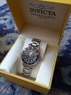 NWT Invicta Pro Diver 8932OB Wrist Watch for Men 38mm