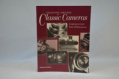 Collecting and Using Classic Cameras book - no reserve