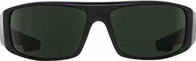 8e48265f4bb New Spy Optic Angler Matte Black Happy Bronze Polarized Green Spectra  Sunglasses