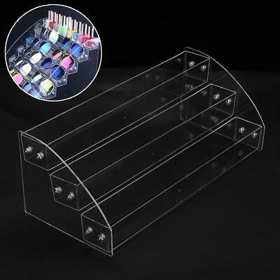 Sunglasses Case Display Rack Holder Stand Organizer Storage Glasses Tray Boxes d