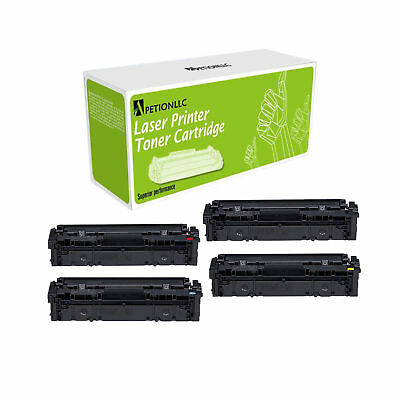 Multipack 045H BK CMY Compatible Toner For Canon imageCLASS MF632Cdw