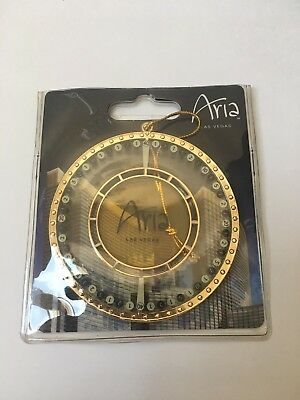 Las Vegas' Aria Collectible Ornament Roulette With Stained Glass