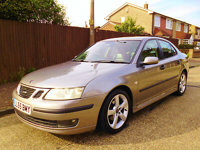 Saab  9-3  1.8  Turbo  Automatic, 2005, Full  Service  History