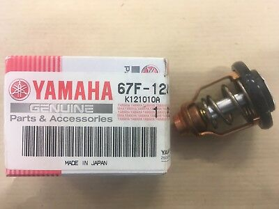 THERMOSTAT YAMAHA OUTBOARD 150 200 225 250 HP 4 stroke 67F-12411-01 55°C 140°F