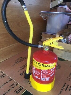 Wet Chemical Fire Extinguisher 3 litre- Chip Shop