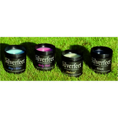 SILVERFEET NATURAL HOOF BALM Antimicrobial with Silver Ion Technology 400ml