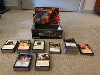 Magic the Gathering - Fate Reforged Booster Box - Commons & Uncommons Only