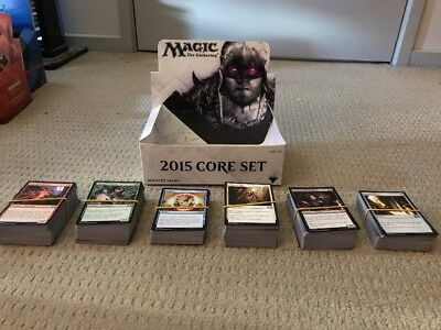 Magic the Gathering - Core 2015 Booster Box - Commons Only