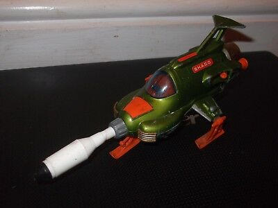 Gerry Anderson dinky UFO INTERCEPTOR 351-Remplacement Centre Middle Ski Orange
