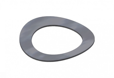 Brass Washer 23mm x 44.35mm x 2mm thick