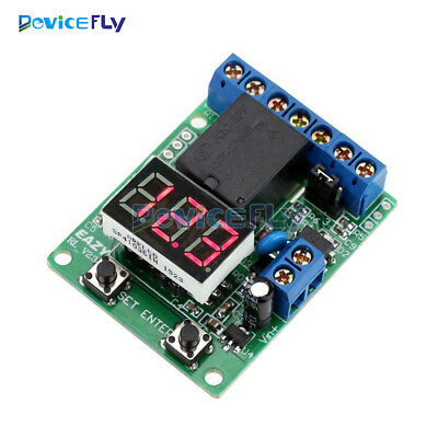 12V/24V DC Relay Voltage Control Detection Charging Discharge Monitor Switch