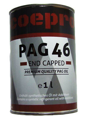 PAG46 Klima Kompressor Öl PAG 46 1 L End Capped