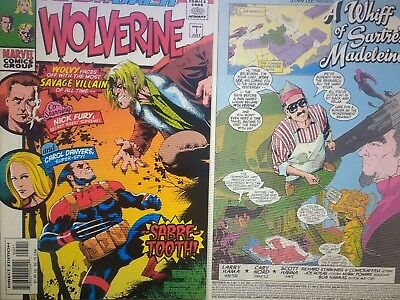 Wolverine HUGE Collection of Comic Books: on DVD+R (NOT CARTOONS OR AUDIO) (1)