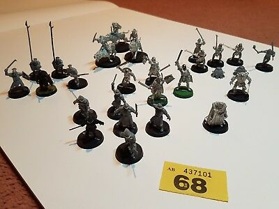 Isengard collection - Games Workshop - Lord of the Rings SBG - The Fallen Realms