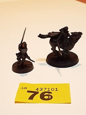 Aragorn collection - Games Workshop - Lord of the Rings SBG