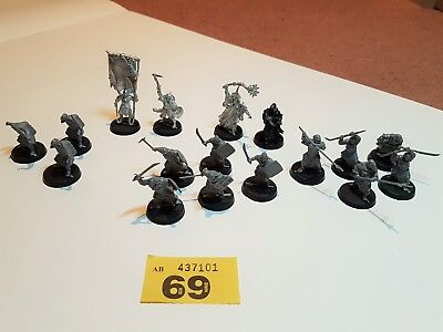 Mordor collection - Games Workshop - Lord of the Rings/The Hobbit SBG
