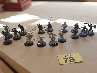 Easterlings collection - Games Workshop - Lord of the Rings/The Hobbit SBG