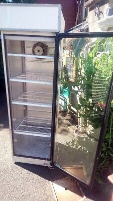 Snapple Bar Fridge with 5 shelves.