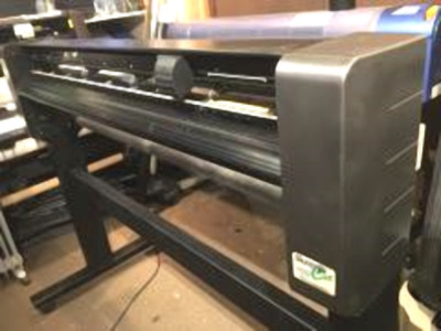 "Summa D1220 51"" Vinyl Cutter And Stand (With Working Video)"