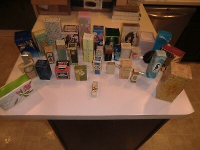 Vintage Avon Perfume Cologne Huge Lot