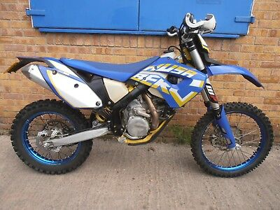 Husaberg Fe 390-2012 Enduro Bike Road Registered