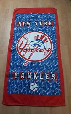 New York Yankees MLB Baseball Badetuch Tuch