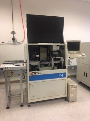 Pmj Automec Oyj Pad Printer & Uv Drying Equipment