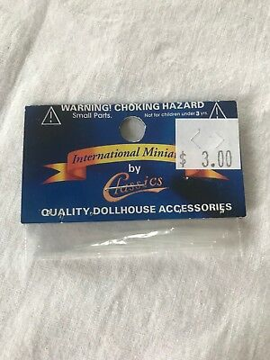 Dollhouse Electrical Heat Shrink Tubes Pack Clear (17)
