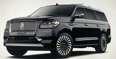 2018 Lincoln Navigator  2018 Lincoln Black Label